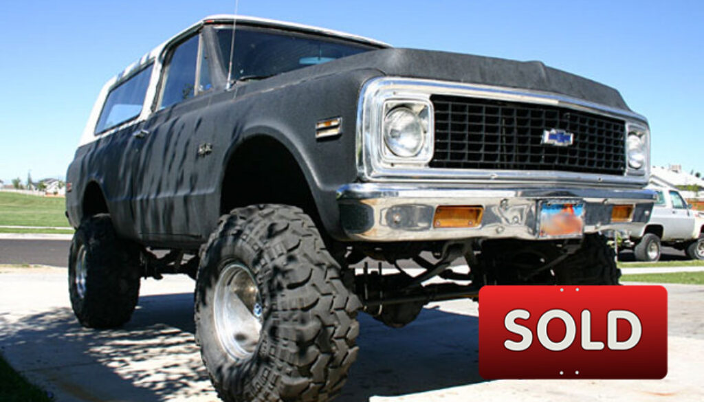 Blazer lift kit