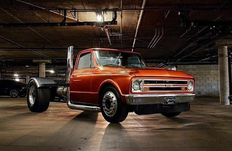 Fast & furious truck