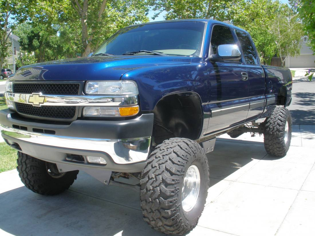 Chevy Silverado 2001 For Sale