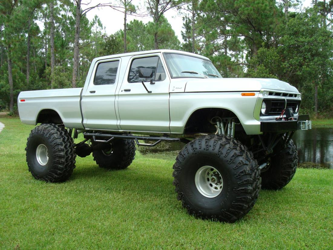 Ford Crew Cab For Sale 1974 | Autos Post