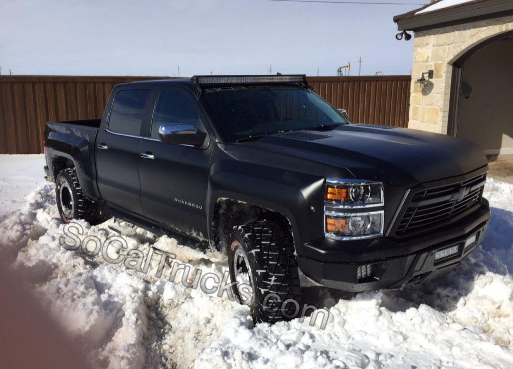 2015 Chevy Reaper For Sale Raptor Killer SoCal Trucks