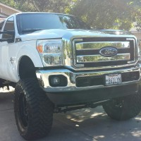 "2014 Ford F250 Lariat Fully Loaded 10"" Lift"