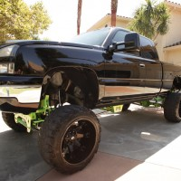 2006 CHEVY SILVERADO 4X4 LIFTED - SOLD!
