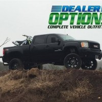 "2008 GMC 2500HD DURAMAX - 9"" COGNITO LIFT - BMF WHEELS - EFI LIVE TUNED"