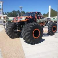jet monster truck