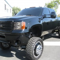 GMC DENALI DUALLy 3500  2013