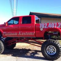 Custom Diesel Truck