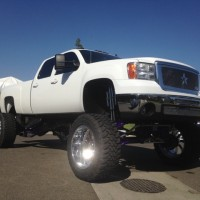 2009 GMC 3500 FULLY LOADED