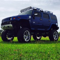 06 Pacific Blue H2 Hummer
