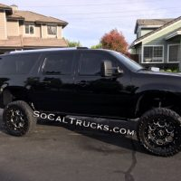 "Lifted 2500 Chevrolet Suburban ""2010"" Custom 3/4 ton (hard to find)"