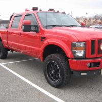 2008 Ford F250 Custom Truck For Sale