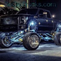 Lifted 2015 Ford F350 For Sale (diesel)