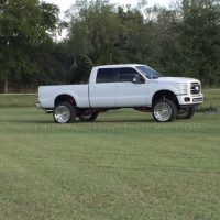 2012 Custom Ford F250 Lariat Offered For Sale by MidWesternTrucks (Powered by SoCalTrucks)