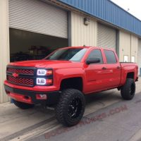2015 Chevy Silverado Lifted For Sale offered by SoCalTrucks