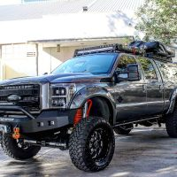 FULL SEMA BUILD 2014 FORD F250 SUPER DUTY OVERLAND TRUCK FOR SALE!!