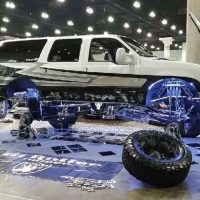 Make a Statement Custom Ford Excursion-Lifted