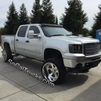 2013 GMC Sierra 1500 4x4 Lifted For Sale